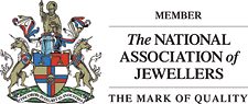 The National Association of Jewellers logo
